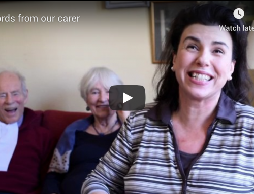 What makes a good carer?